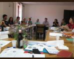 Meeting of the pre-project groups of international organization L´Arche of Central and Southern Europe in Croatia in July 2009
